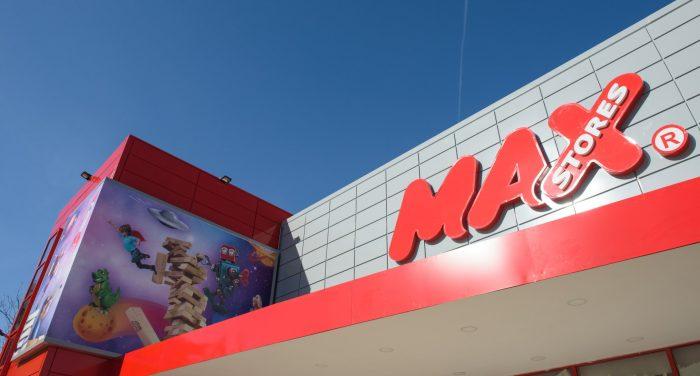 Τα MAX STORES επιτέλους ήρθαν και στο Χαλάνδρι!