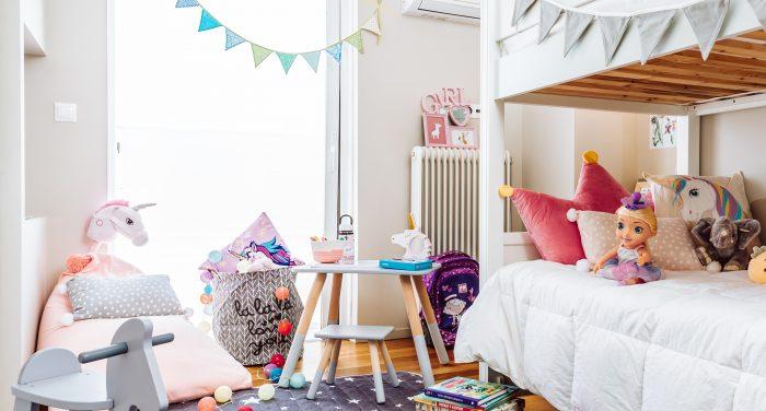 Παιδικό δωμάτιο: Γιατί και πώς να το φτιάξουμε μαζί με το παιδί!