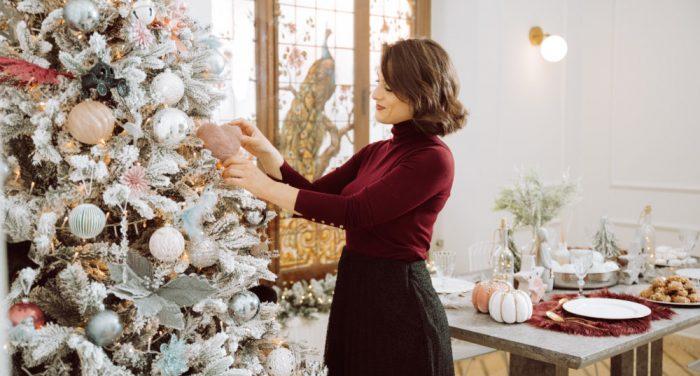 Tips για ονειρεμένη Xριστουγεννιάτικη διακόσμηση
