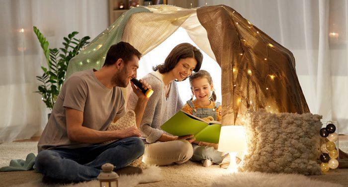 Τα 5+1 καλύτερα πράγματα που μπορείτε να κάνετε μαζί στο σπίτι